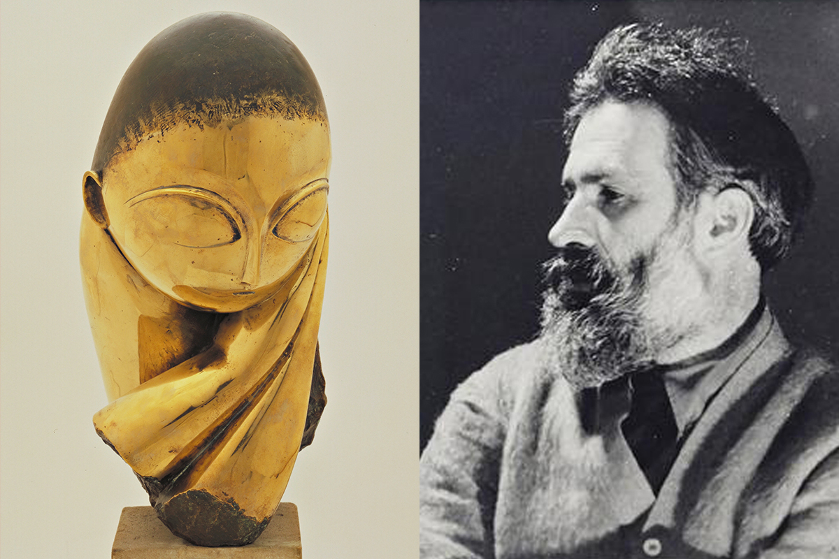 How Constantin Brancusi Brazenly Redefined Sculpture   Artsy