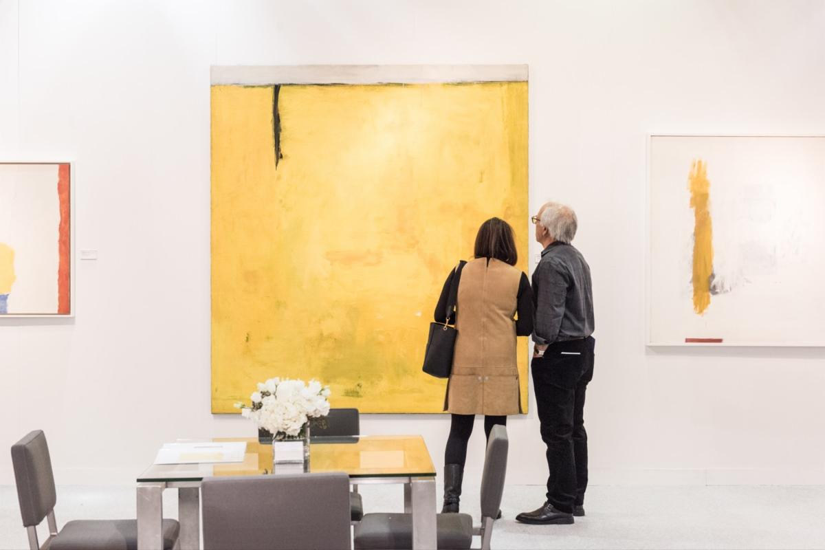 Art Brussels Dares Collectors to Take Risks on Young Artists—and ...