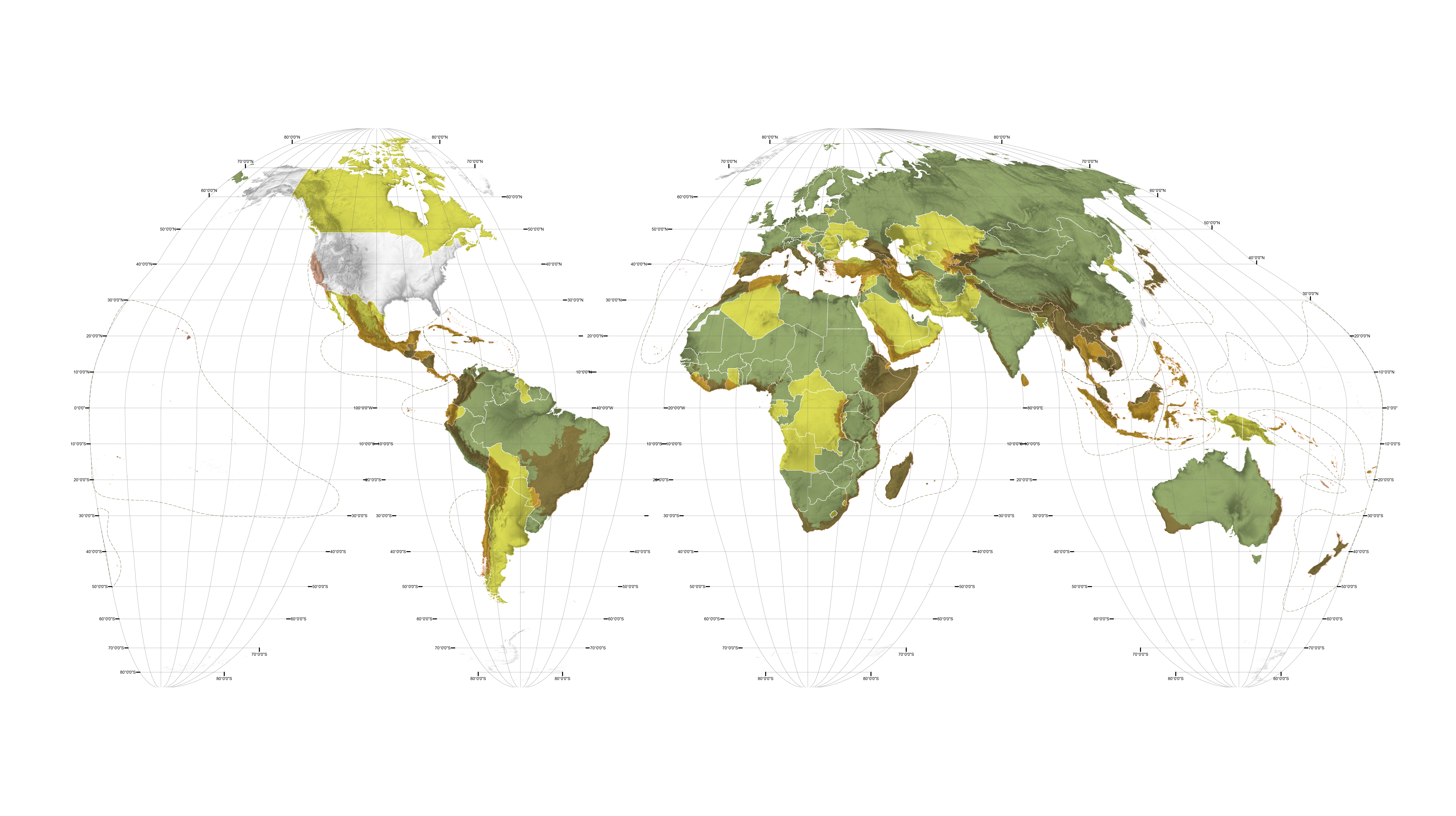 This Atlas Maps the End of the World   Artsy
