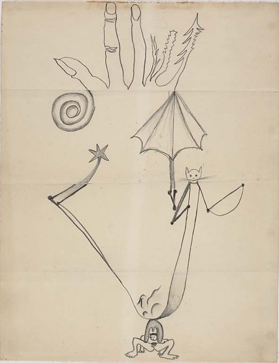 Explaining exquisite corpse the surrealist drawing game that just wont die artsy