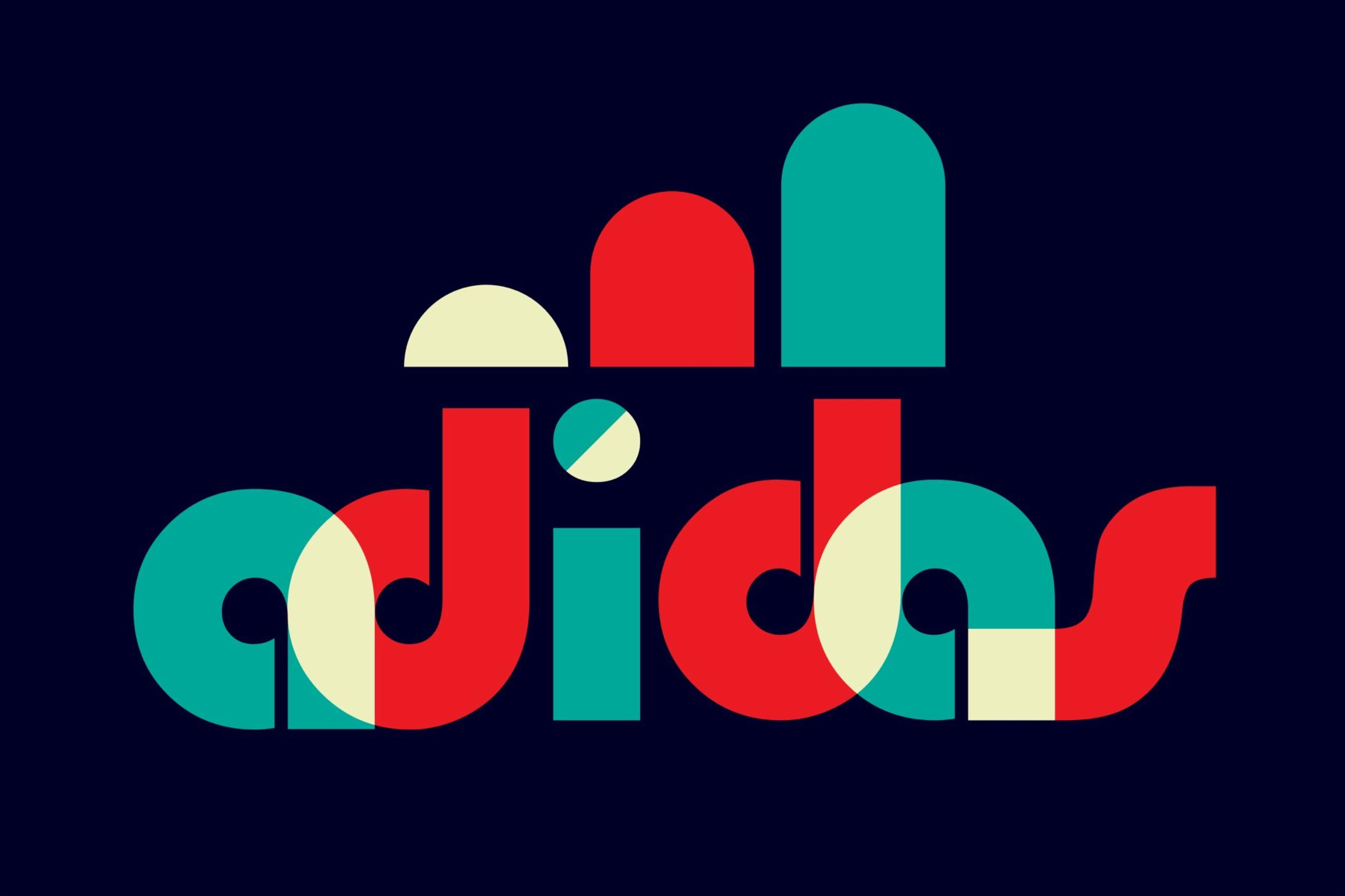 These Famous Logos Were Given the Bauhaus Treatment
